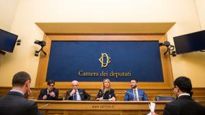 7-2-2019 - Presentazione Dati Catastrofali in Italia - INIZIATIVE