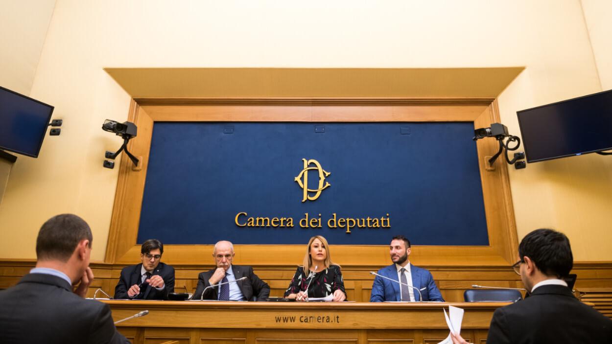 7-2-2019 – Presentazione Dati Catastrofali in Italia - INIZIATIVE